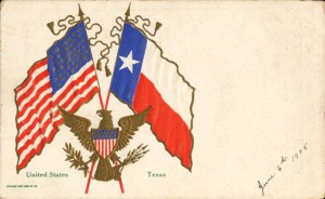 United_States_and_Texas_Flags