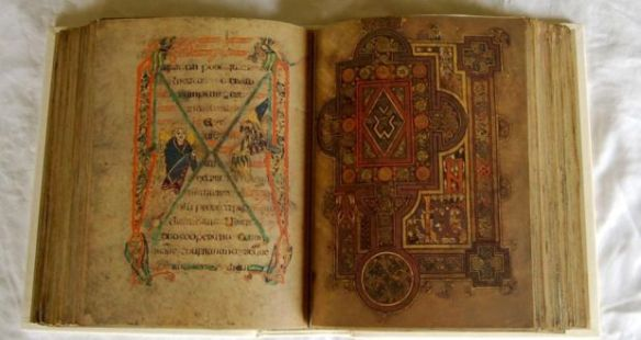 Book of Kells_replica_Irish Times