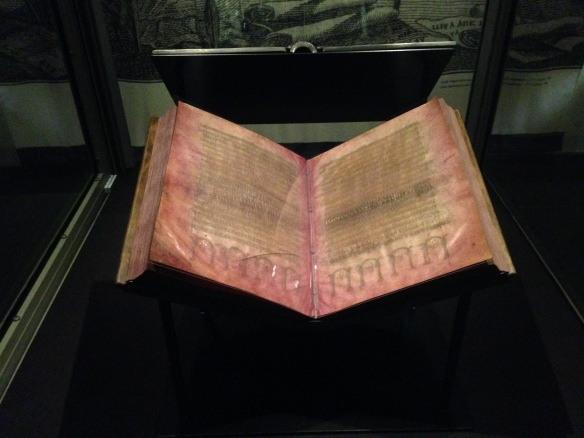 Codex Argenteus | Silver Bible